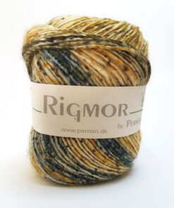 Rigmor Permin - Flerfarvet uldgarn - 886509