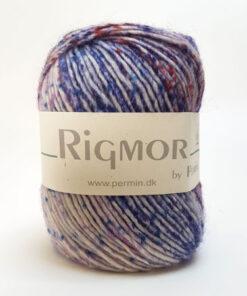 Rigmor Permin - Flerfarvet uldgarn - 886510