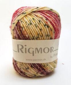 Rigmor Permin - Flerfarvet uldgarn - 886511