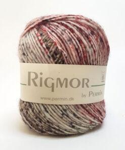 Rigmor Permin - Flerfarvet uldgarn - 886512