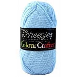 Scheepjes colour crafter 100g, farve 1019 texel akrylgarn