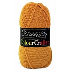 Scheepjes colour crafter 100g, farve 1709 burum akrylgarn